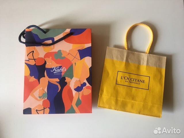 0115872d552b7 Пакеты Victoria's Secret, L'Occitane, Pink, Kiehls купить в Москве ...