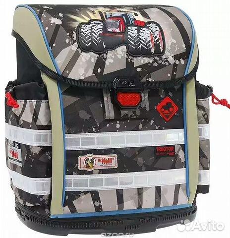 a0f4a3fd1849 Рюкзак в школу McNeill школьный ранец с ортопедиче купить в Москве ...