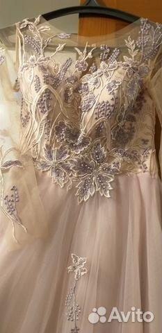 Платье на выпускной (вечернее)
