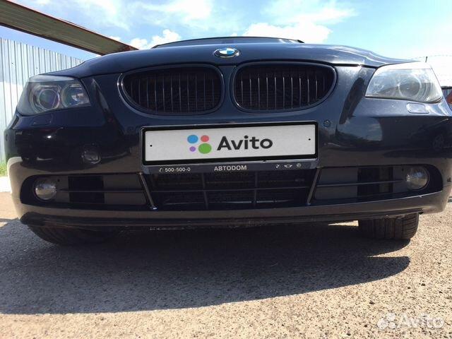 Купить BMW 5 серия пробег 212 000.00 км 2006 год выпуска
