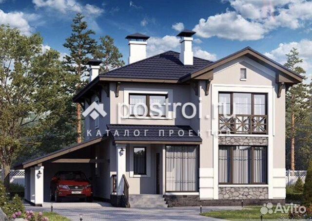Дом 180 м² на участке 8 сот. 89814672881 купить 1