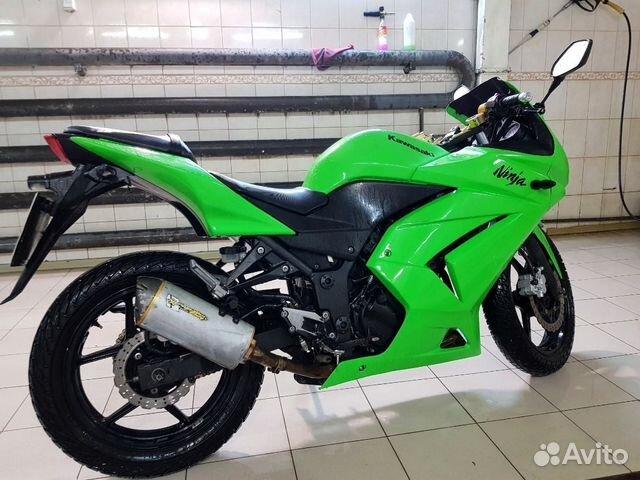 Kawasaki Ninja 250 купить в тверской области на Avito объявления