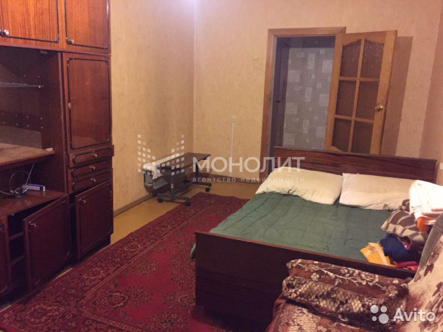 Продается трехкомнатная квартира за 3 300 000 рублей. г Нижний Новгород, ул Сергея Акимова, д 26.