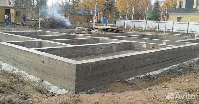 7.Фундамент готов