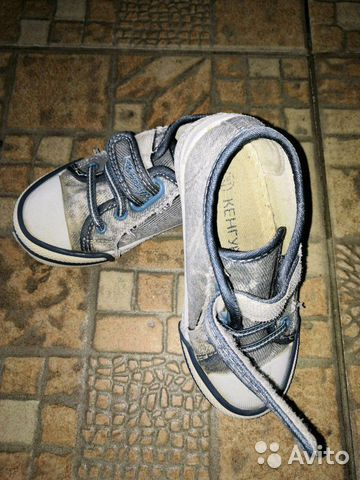 Sneakers zara 24размер