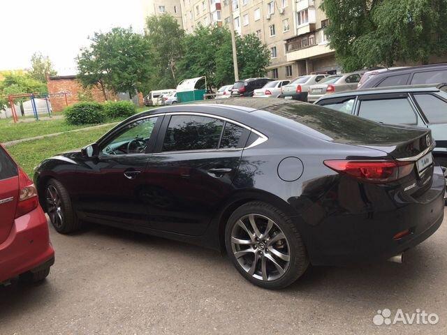 Mazda 6, 2017 89870509685 купить 1