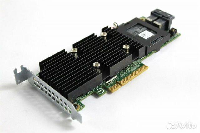 Dell perc H730P - 2GB 8-CH SAS 12GBs SATA 6G PCI-E