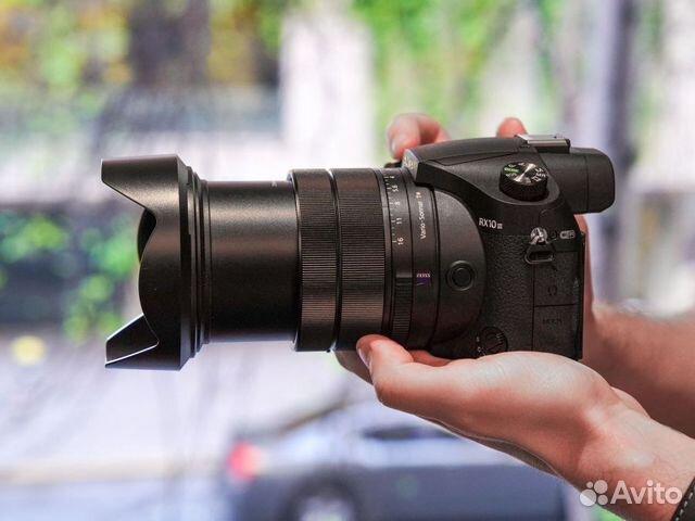 Sony RX10M3 купить 2