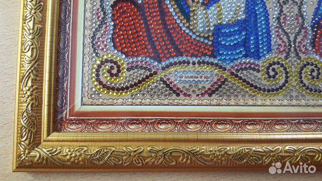 Алмазная живопись (мозаика) Домашний Иконостас  купить 2