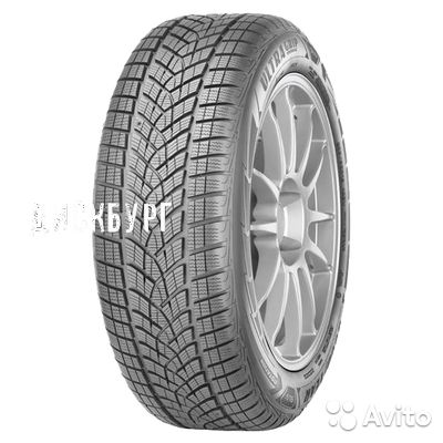 275 45 21 Goodyear UltraGrip Performance SUV Gen-1— фотография №1