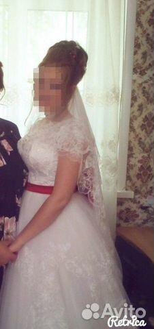 Свадебное платье 89106773381 купить 1