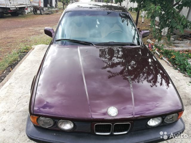 BMW 5 серия, 1988 89192806462 купить 3