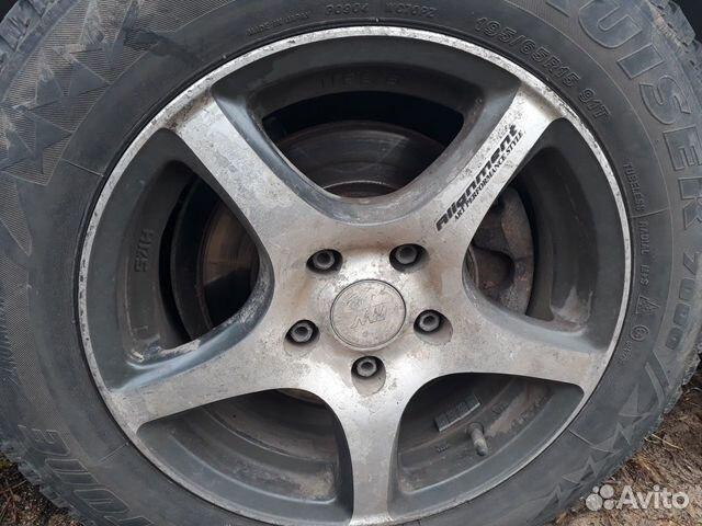 Hjulet VW Passat B5 R15