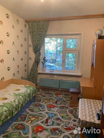 5-к квартира, 107 м², 1/9 эт.