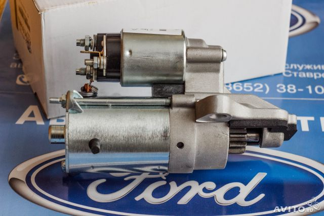 Стартер для Ford Focus II DA_ Хэтчбек 1.6 100 л.с. 2004-2012