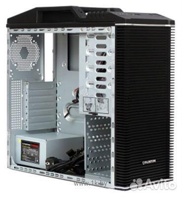 Корпус для пк Floston Pantera Black  89505732019 купить 2