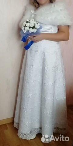 Свадебное платье  89614404889 купить 1