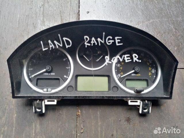 89026196331  Панель приборов Land Rover Range Rover Sport