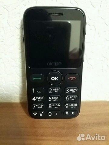 Сотовый телефон Alcatel 2019