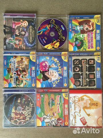 Компьютерные игры для детей  купить 1