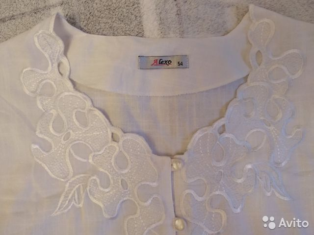 Блузка— фотография №2