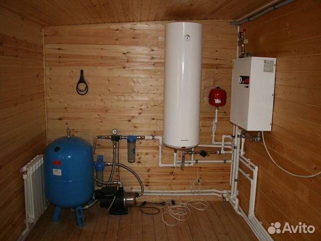 Отопление, водоснабжение, канализация под ключ 89040009292 купить 3