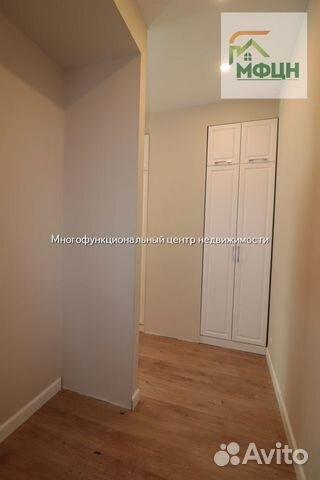 1-rums-lägenhet 39 m2, 3/4 golvet.