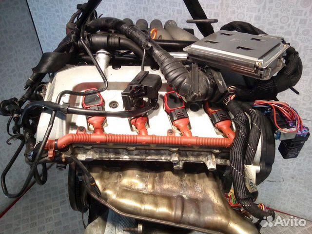 Двигатель (двс) Audi A4 B6 2,0 ALT 89302247271 купить 5