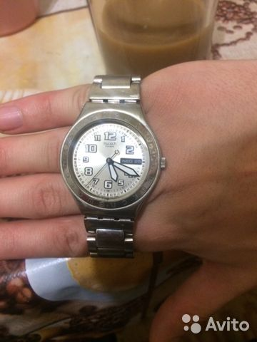 Часы свотч продам б ул пушкарская часы работы ломбард государственный спб
