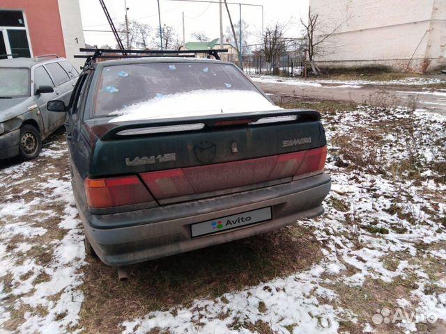 ВАЗ 2115 Samara, 2004 89386661242 купить 2