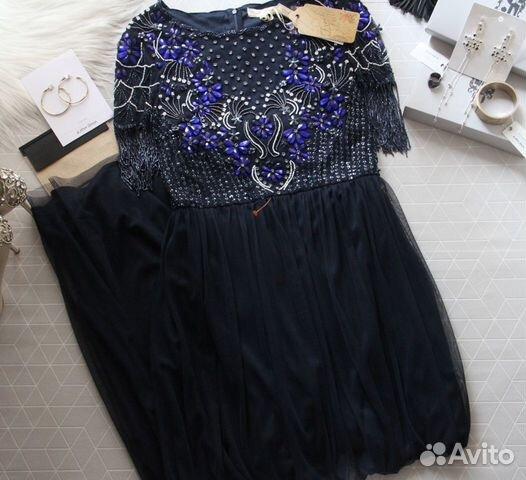 89229092100 Стильное платье Frock & Frill