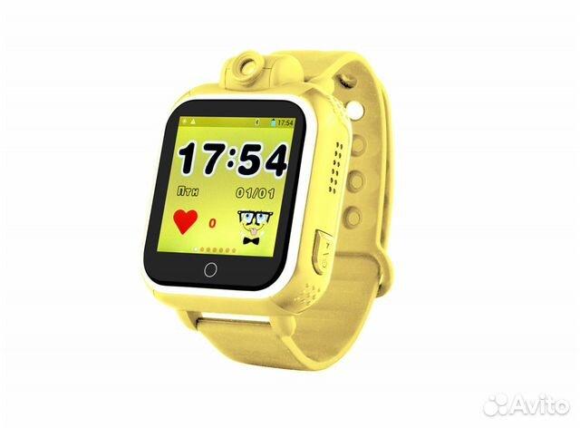 84942303606 Детские часы с GPS Smart Baby Watch гарантия