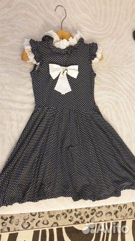 Платье маленькая леди  купить 1