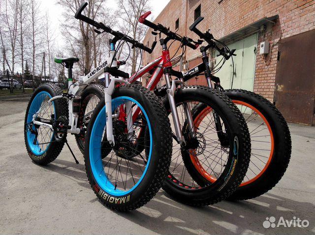 Cykel Fatback med Breda Hjul