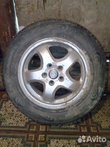 Hjul på Volga