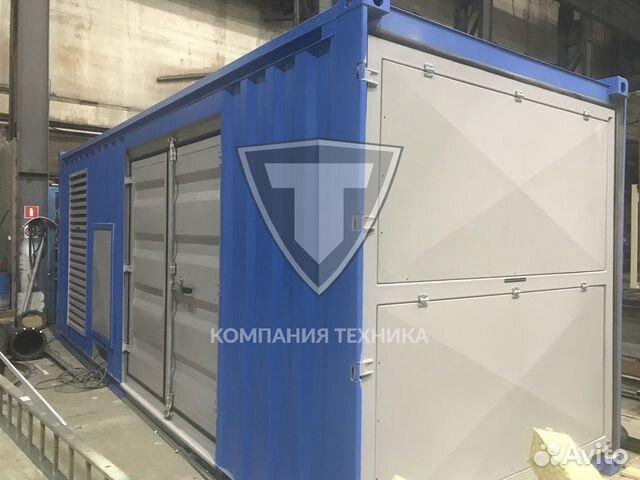 Дизельный генератор - электростанция 500-2000 кВт 88001009556 купить 7