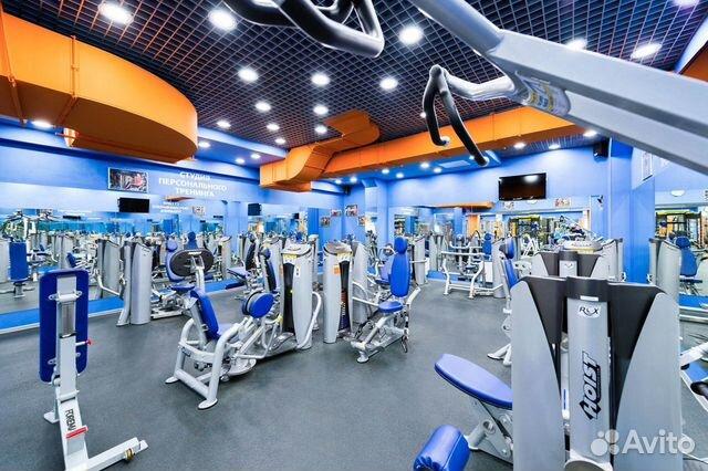 89220004530 Фитнес-центр с помещением в собственности