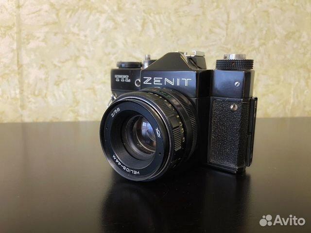 Зенит TTL СССР + Гелиос 44-М Zenit Helios 89831134515 купить 1