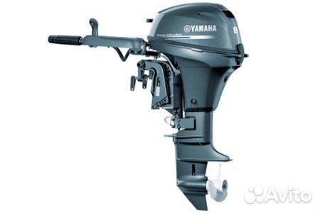 Лодочный мотор Yamaha F8fmhs 4-х тактный