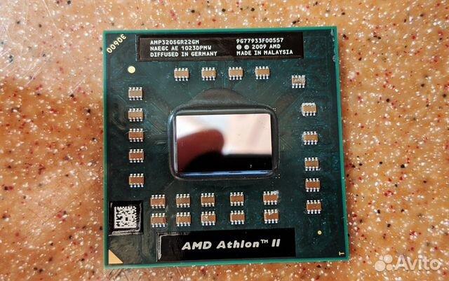 Amd Athlon II P320