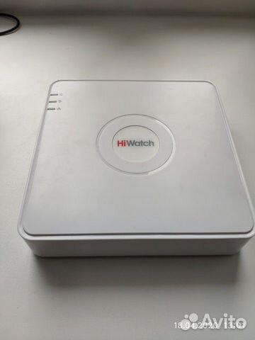Видеорегистратор HiWatch (hikvizion) DS-N104P+1тб 89128690869 купить 4