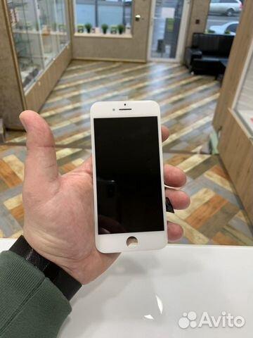 Дисплейный Модуль iPhone 7 White заменой 89002501001 купить 1