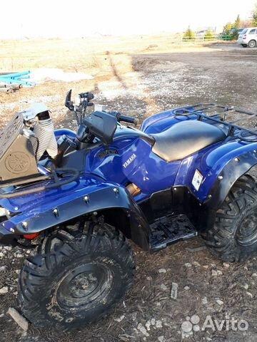 Квадроцикл Yamaha grizzly 700 89608063182 купить 2