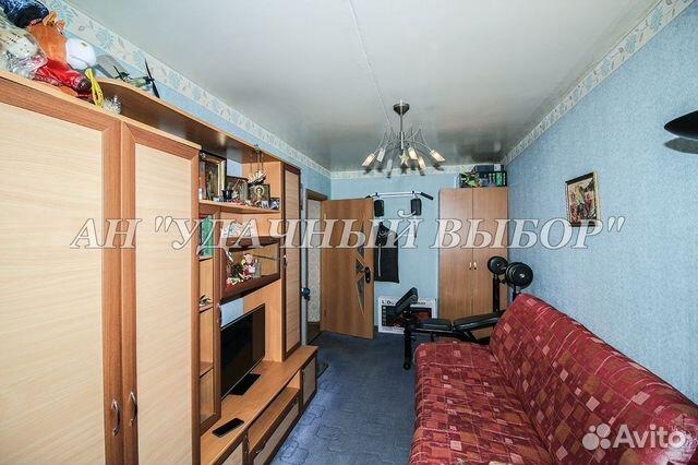 3-к квартира, 61.9 м², 5/5 эт. 89046550519 купить 7