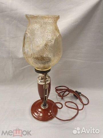 Лампы настольные Винтажные  89218709091 купить 8
