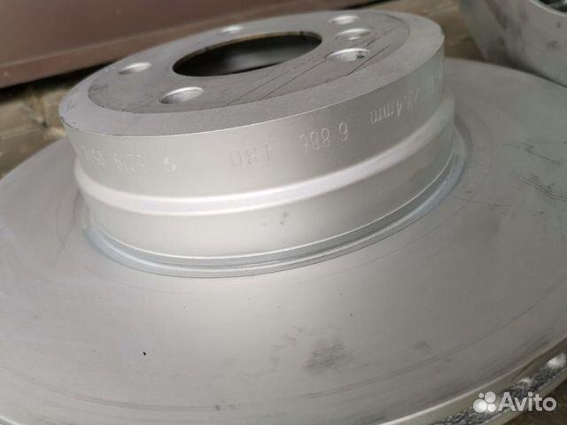 Задние Тормозные диски OEM BMW E70 E71 F15 F16