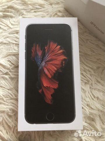 Упаковка/коробка от оригинального телефона iPhone  89101619715 купить 1