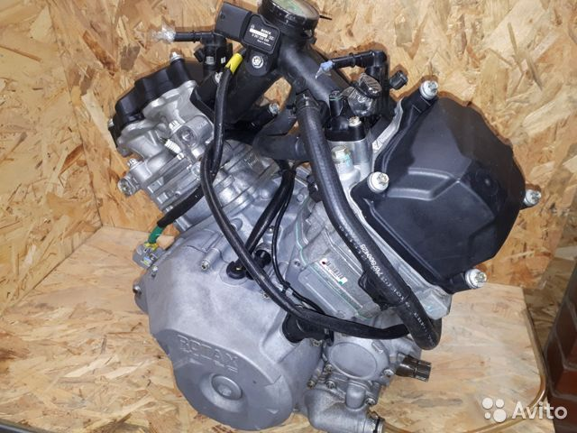 Двигатель BRP