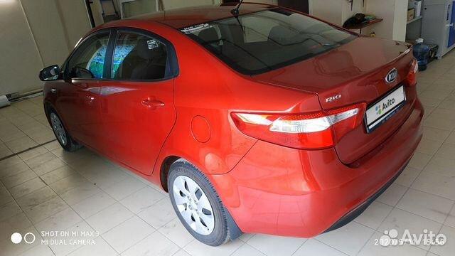 KIA Rio, 2012 89584792312 купить 3
