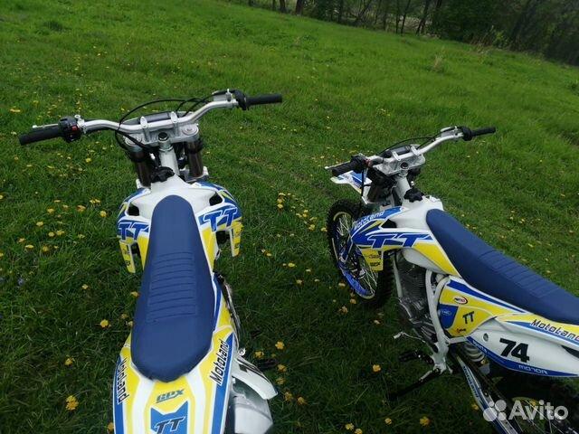 Мотоцикл Кросс TT250 (172FMM) (2020 г.) с птс купить 8